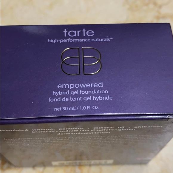 Tarte empowered foundations fair light neutral